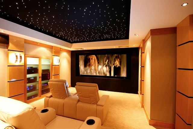 home cinemas. Black Bedroom Furniture Sets. Home Design Ideas